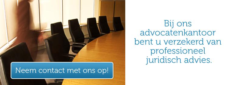 Advocatenkantoor in Rotterdam